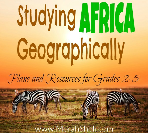 Resources for a Geographic Study of Africa!