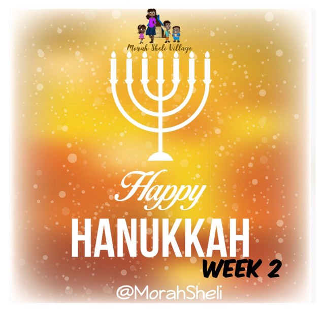 Hanukkah Lesson Plans Week 2