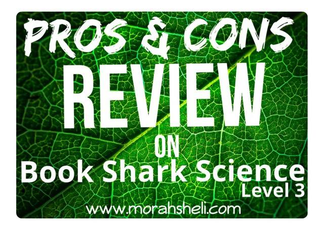 Pros & Cons Review on Book Shark Science {Level 3}: 1st 12 Weeks