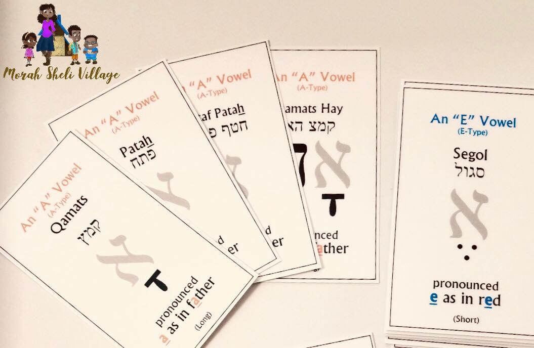 Hebrew Alphabet Flash Cards Printable | Cardfssn org