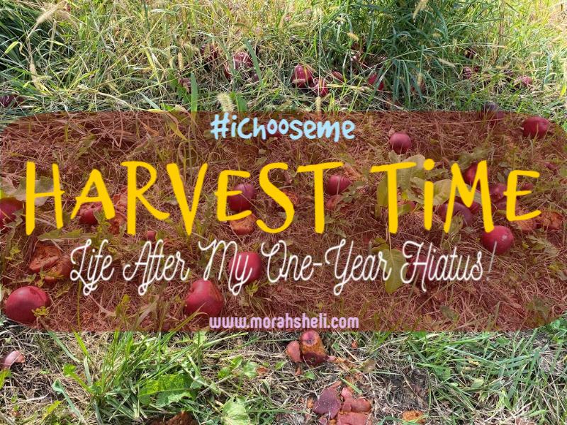 Harvest Time: #IChooseMe